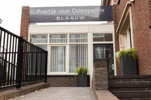 Praktijk Osteopathie Blaauw